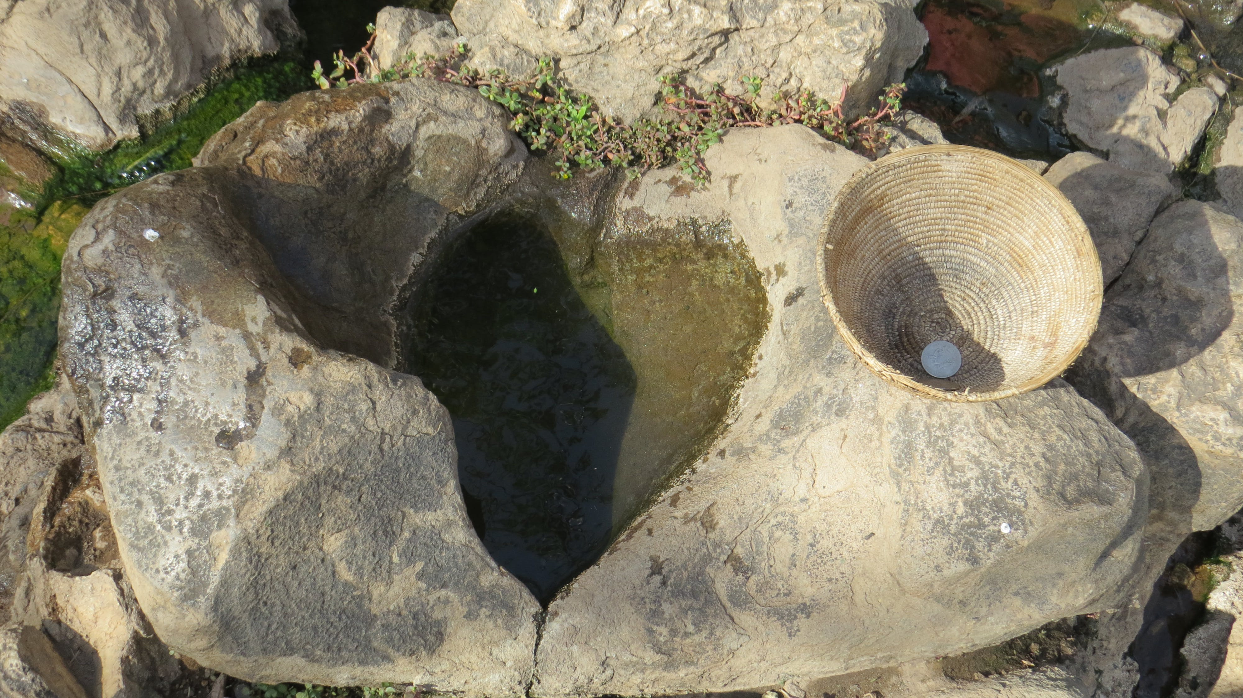 Free stock photo of africa, heart, hot spring, stone