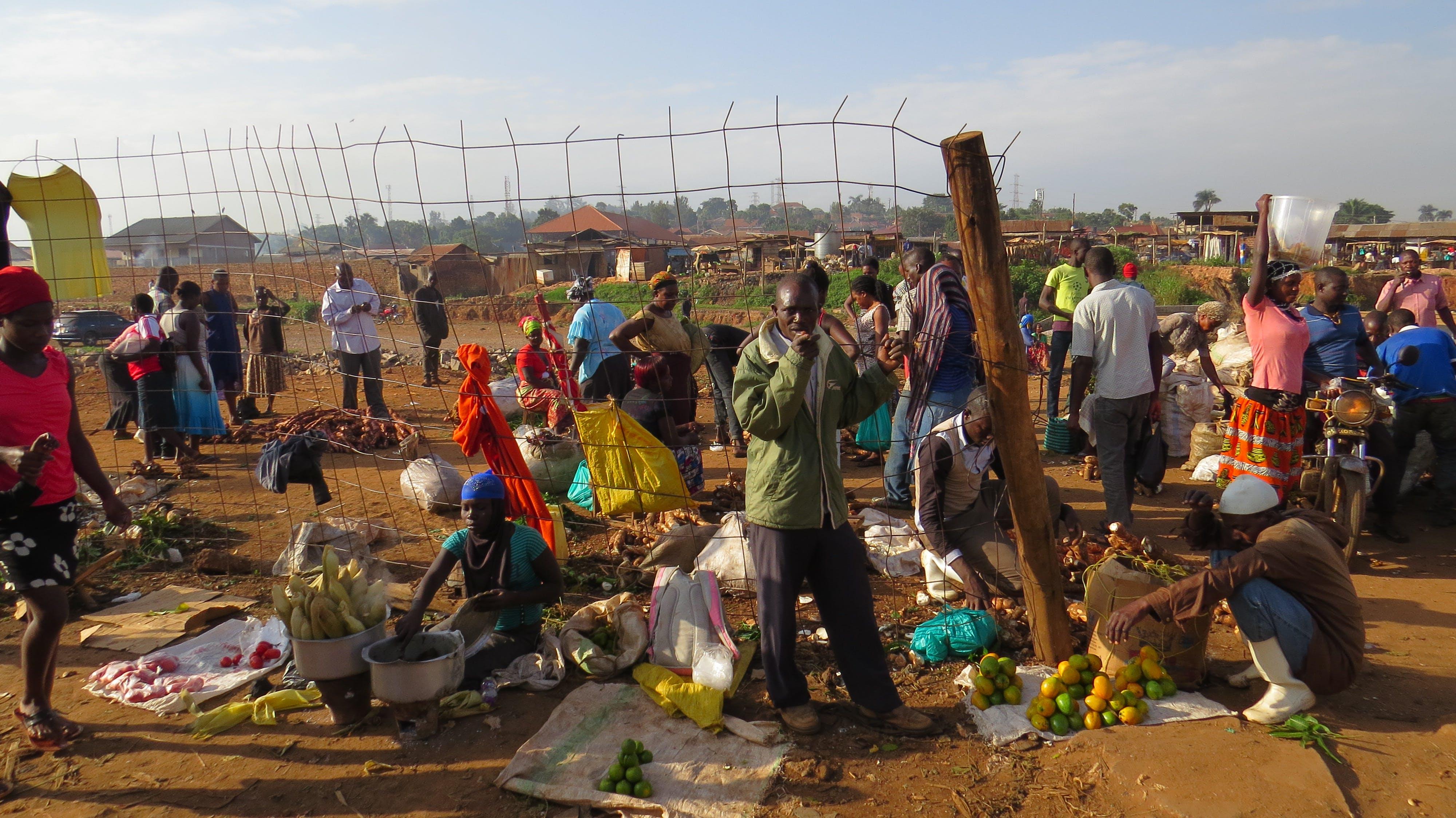 Δωρεάν στοκ φωτογραφιών με αγορά, Αφρική, καμπάλα, ουγκάντα