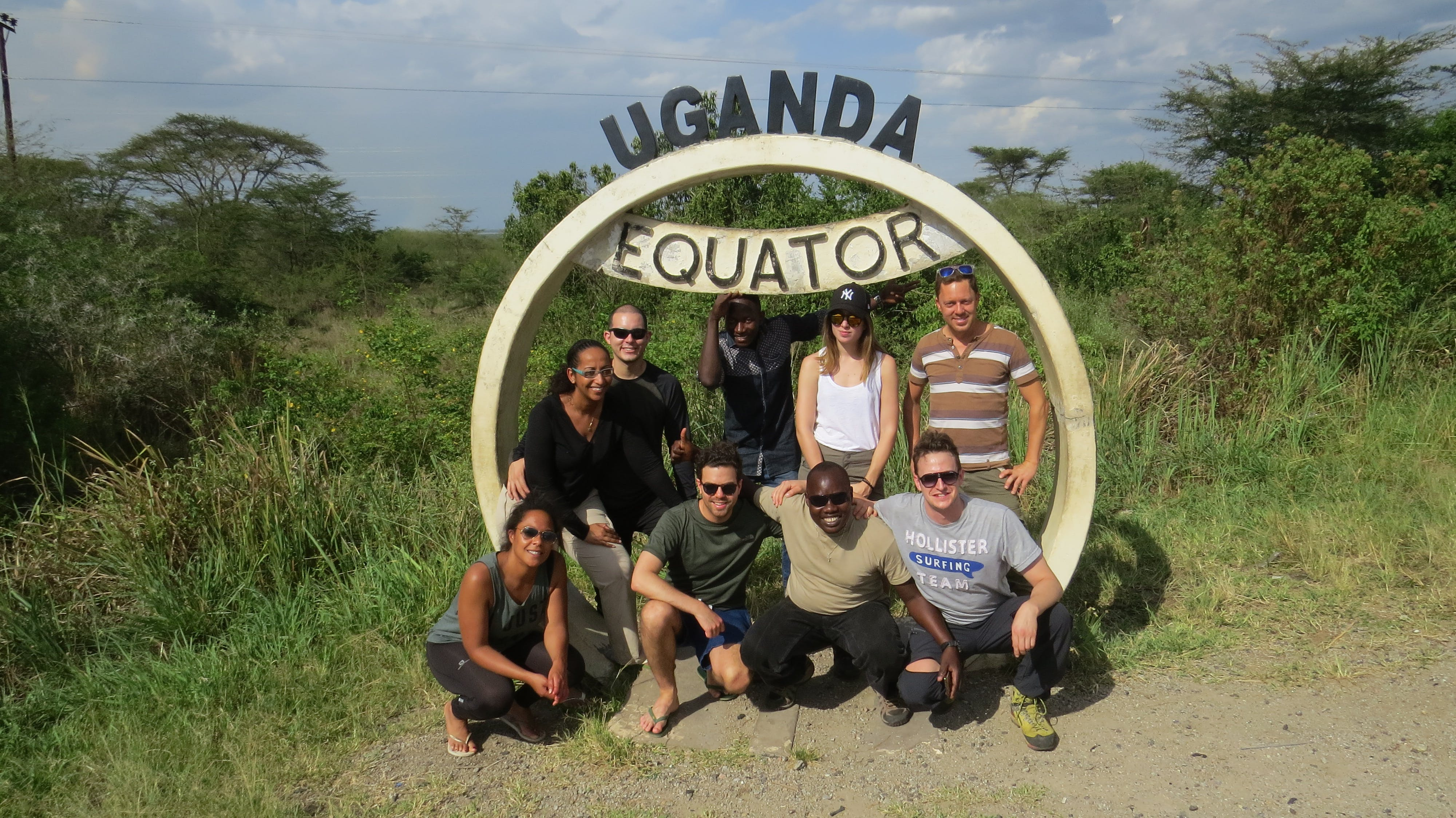 Free stock photo of africa, equator, uganda, young group