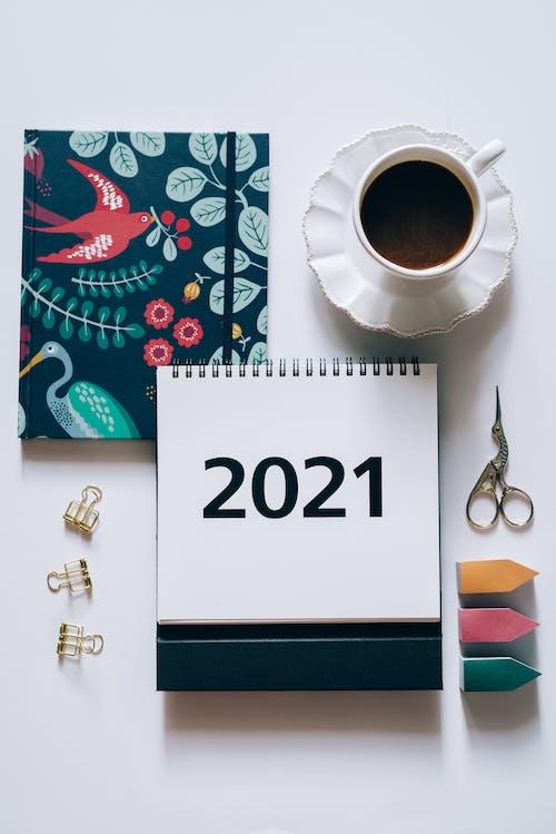 Immagine gratuita di 2021, alba, bianco e nero, business