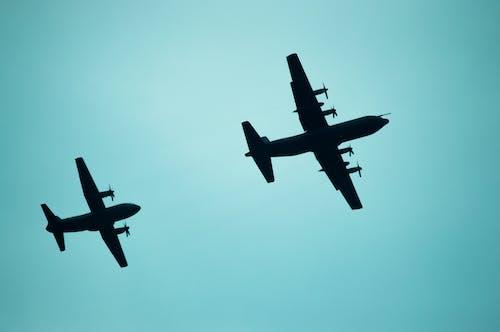 Immagine gratuita di aereo, aeronautica militare, aeroplano, aeroporto