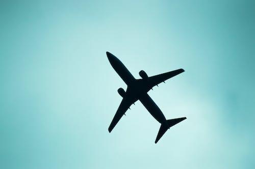 Immagine gratuita di aereo, aereo di linea, aeroplano, aeroporto