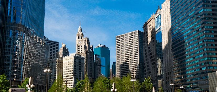 Free stock photo of city, landscape, landmark, skyline
