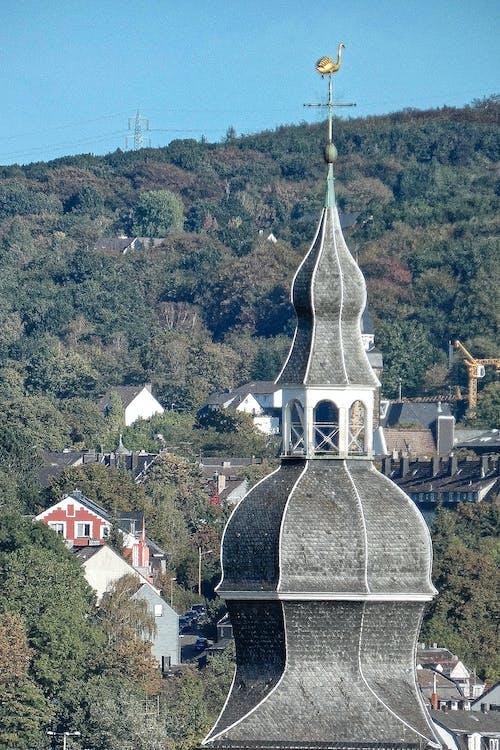 Gratis stockfoto met kerktoren, toren