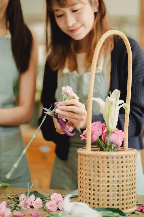 Gratis stockfoto met atelier, Aziatische vrouw, baan, beroep