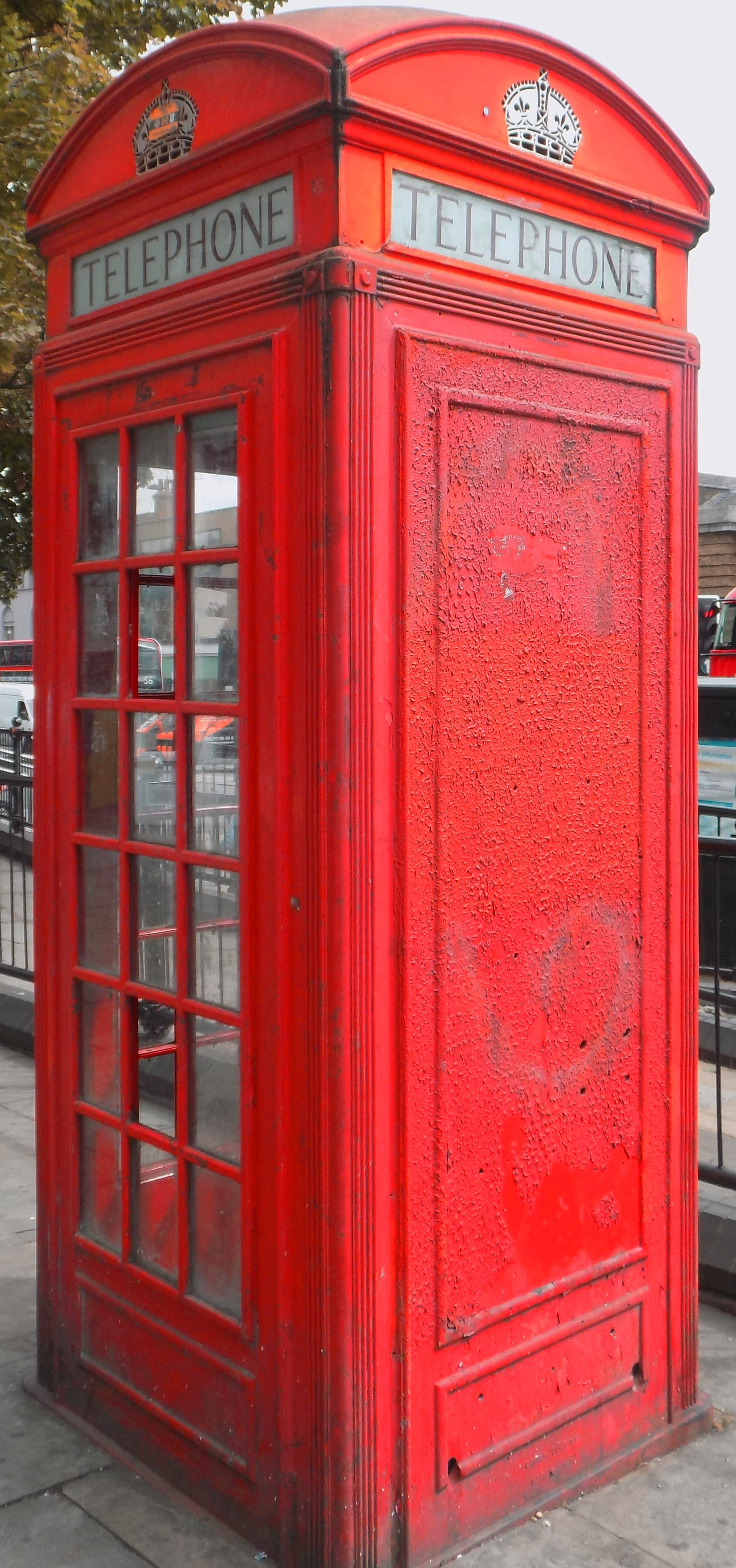 Free stock photo of london, phone, phonebooth