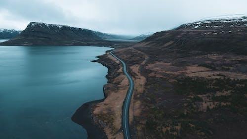 감기, 강, 경치, 구름의 무료 스톡 사진