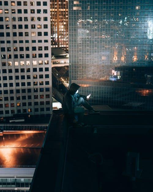 Imagine de stoc gratuită din abstract, acoperișuri, adâncime, afaceri