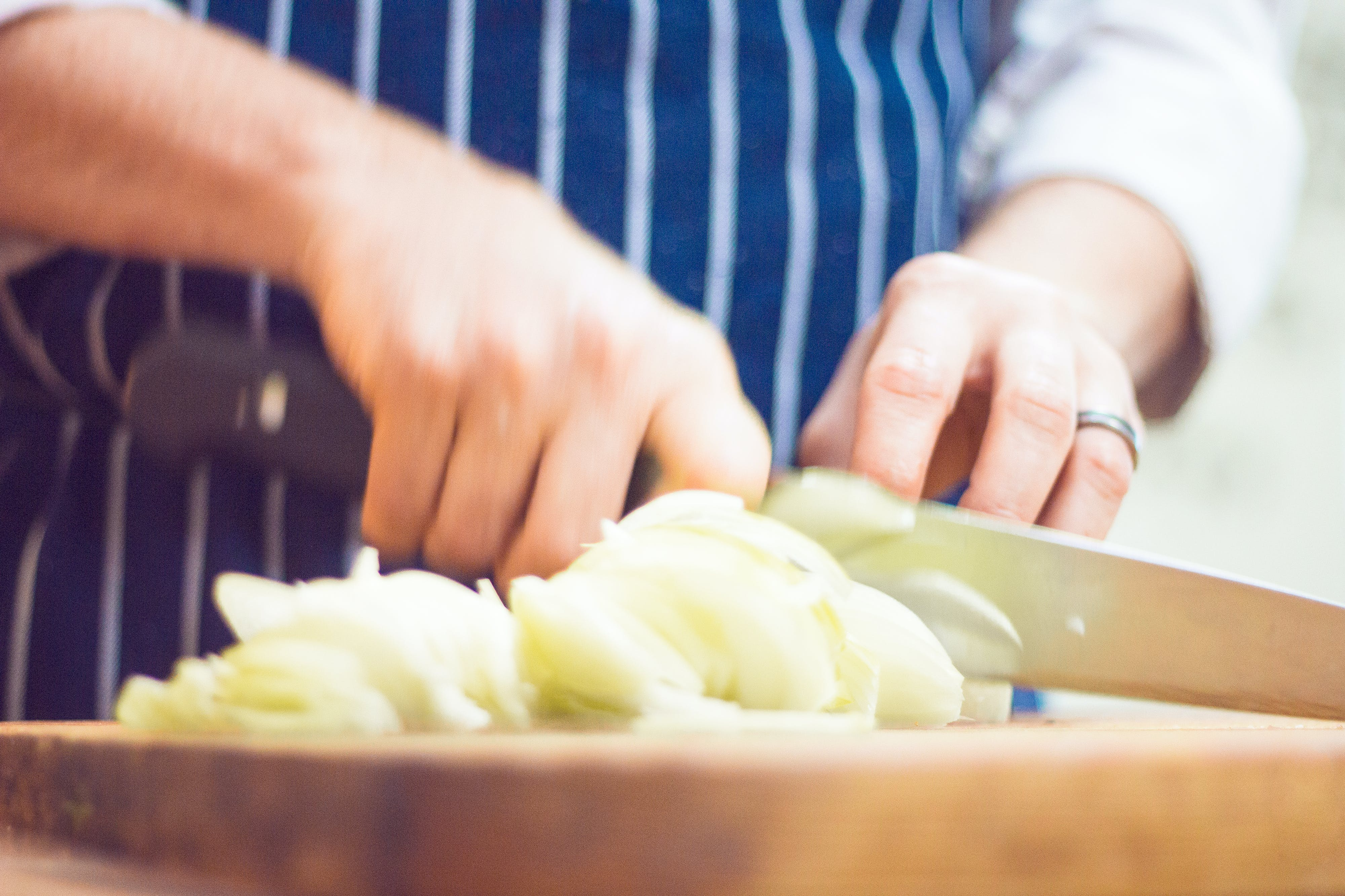 Free stock photo of blurred, chef, cook, cooking