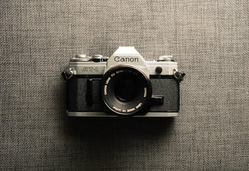 Free stock photo of 35mm, analog, analog camera, camera
