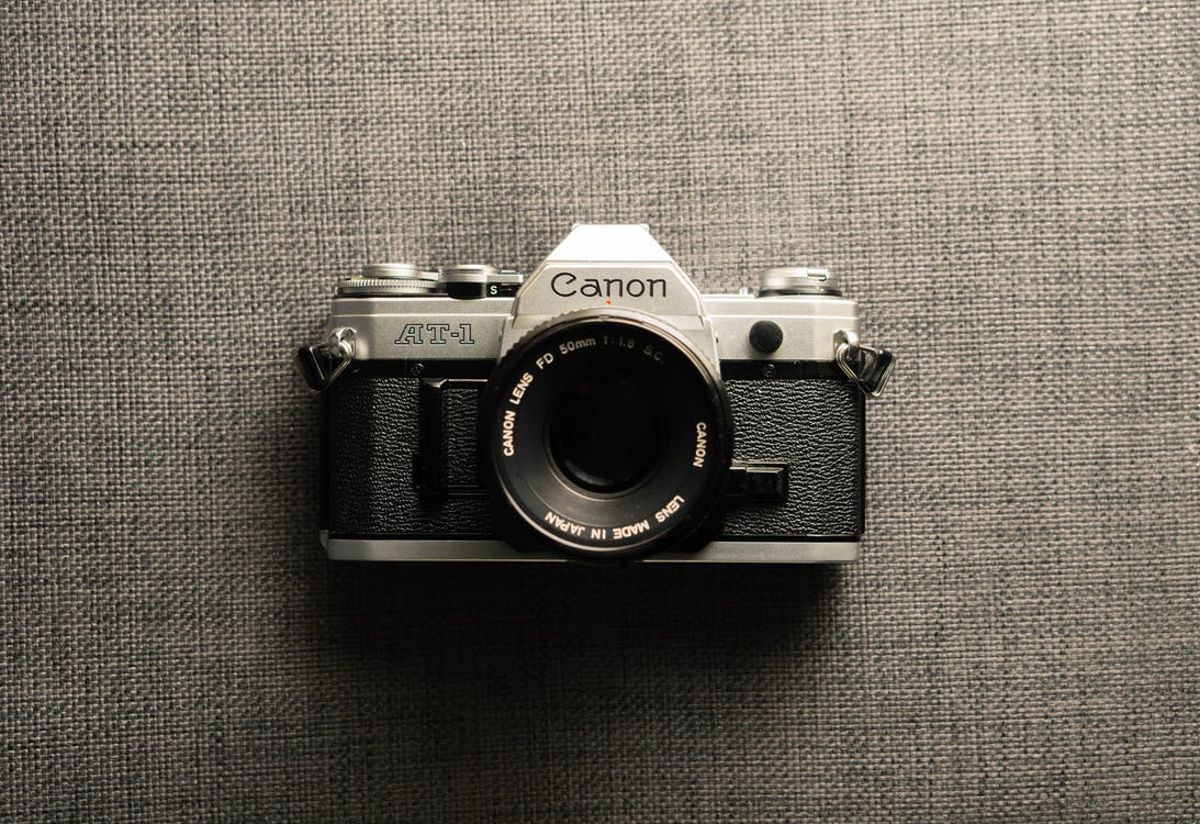 Free stock photo of 35mm, analog, analog camera