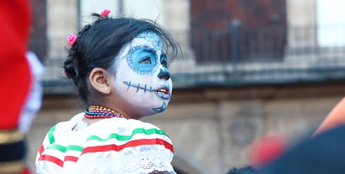 Free stock photo of catrina, day of the dead, folk