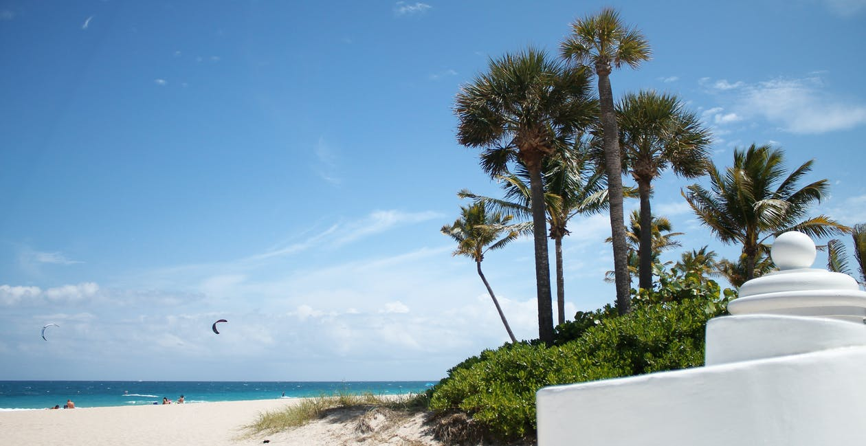 Free stock photo of beach, blue, ft lauderdale