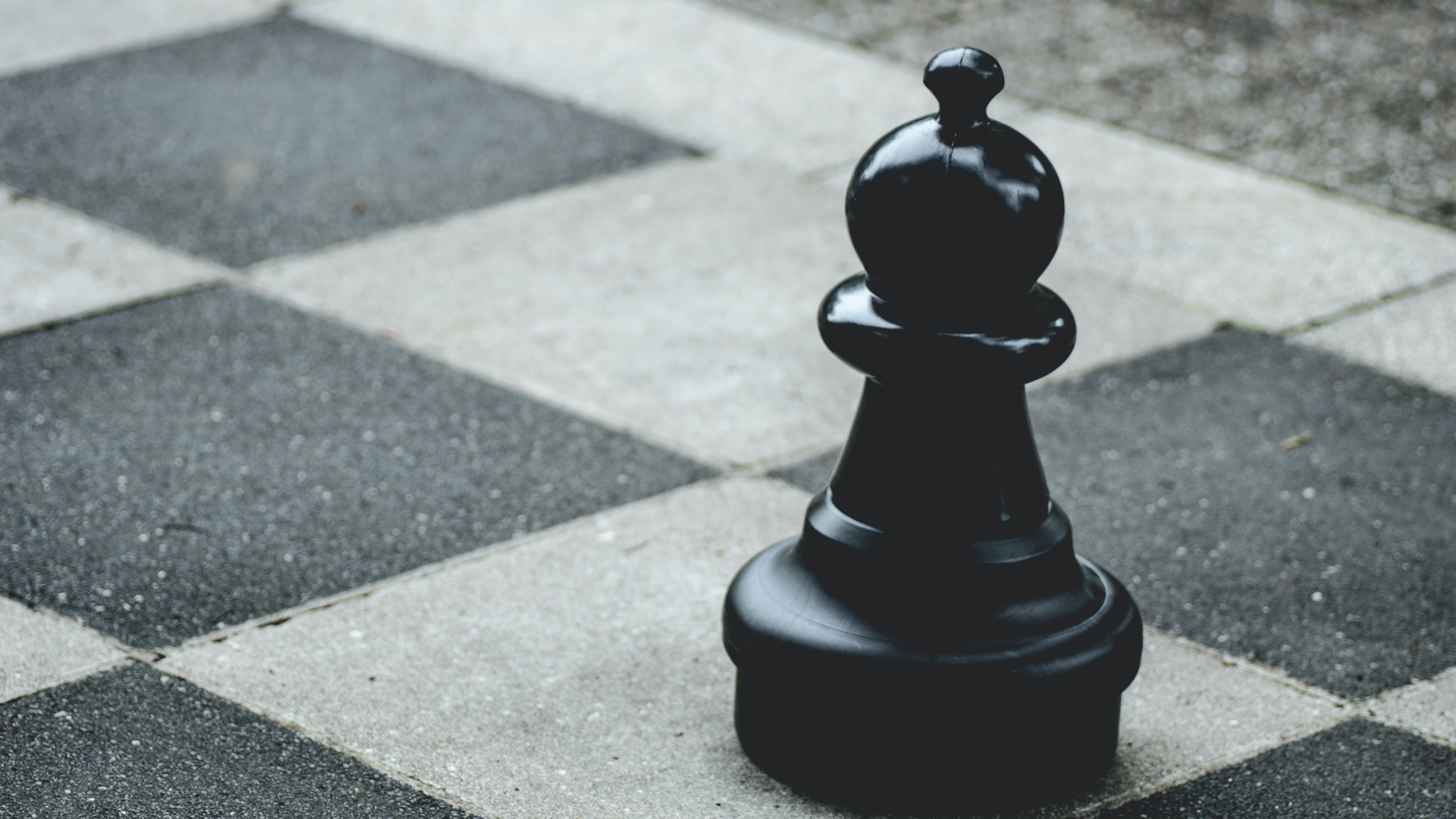 Free stock photo of black, chess, chessboard, chessman