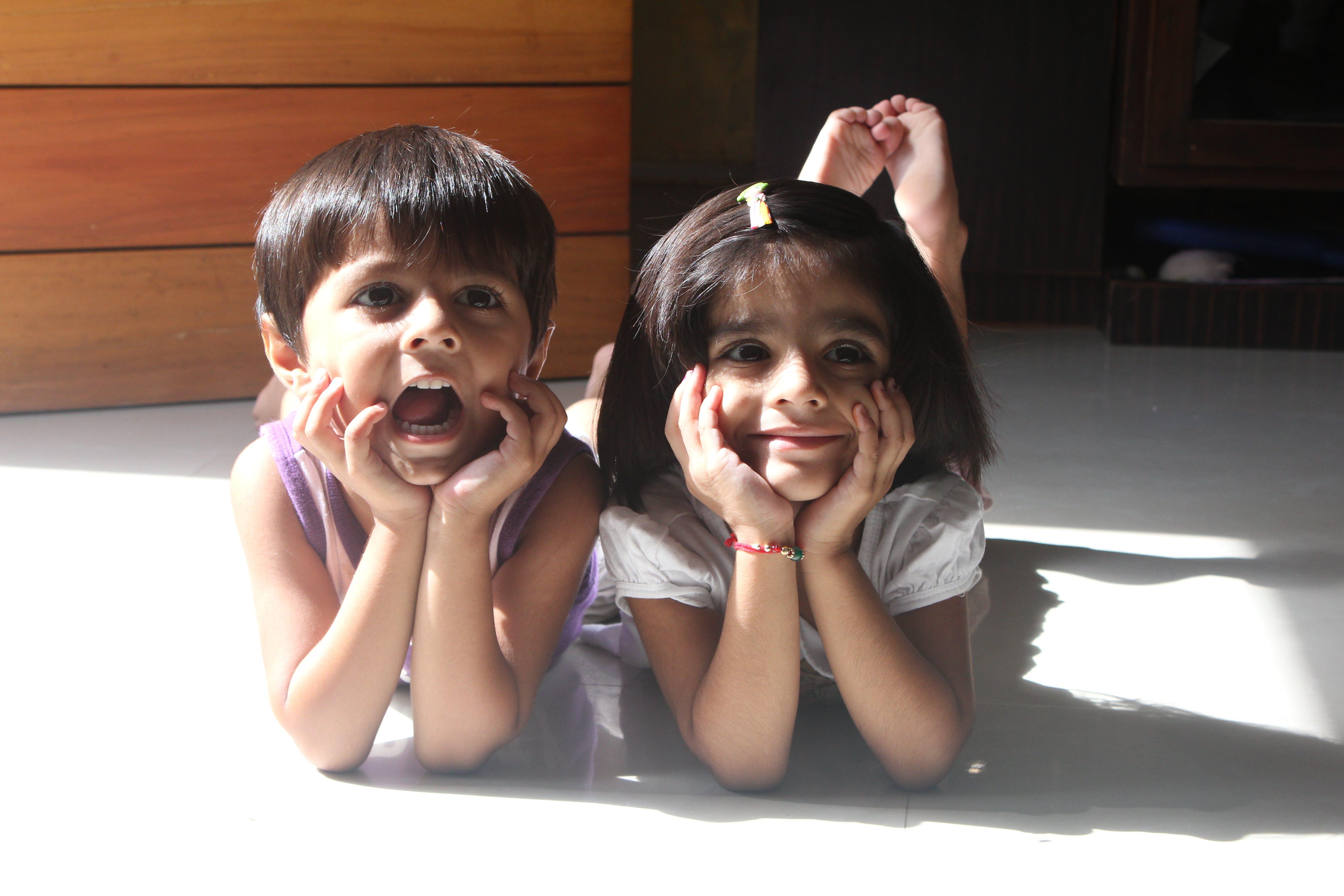 Free stock photo of children, enjoy, expression, expressive