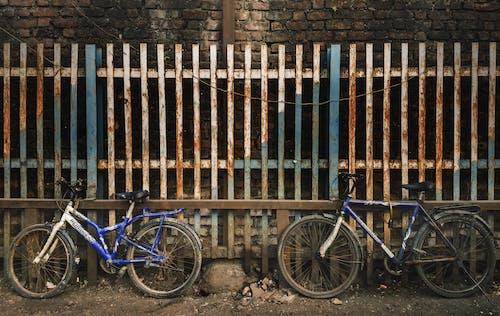 Foto stok gratis angkutan, berkarat, bersepeda, cemar