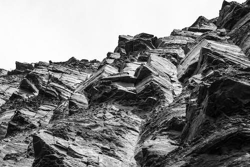 Gratis arkivbilde med arkitektur, eldgammel, fjell, geologi