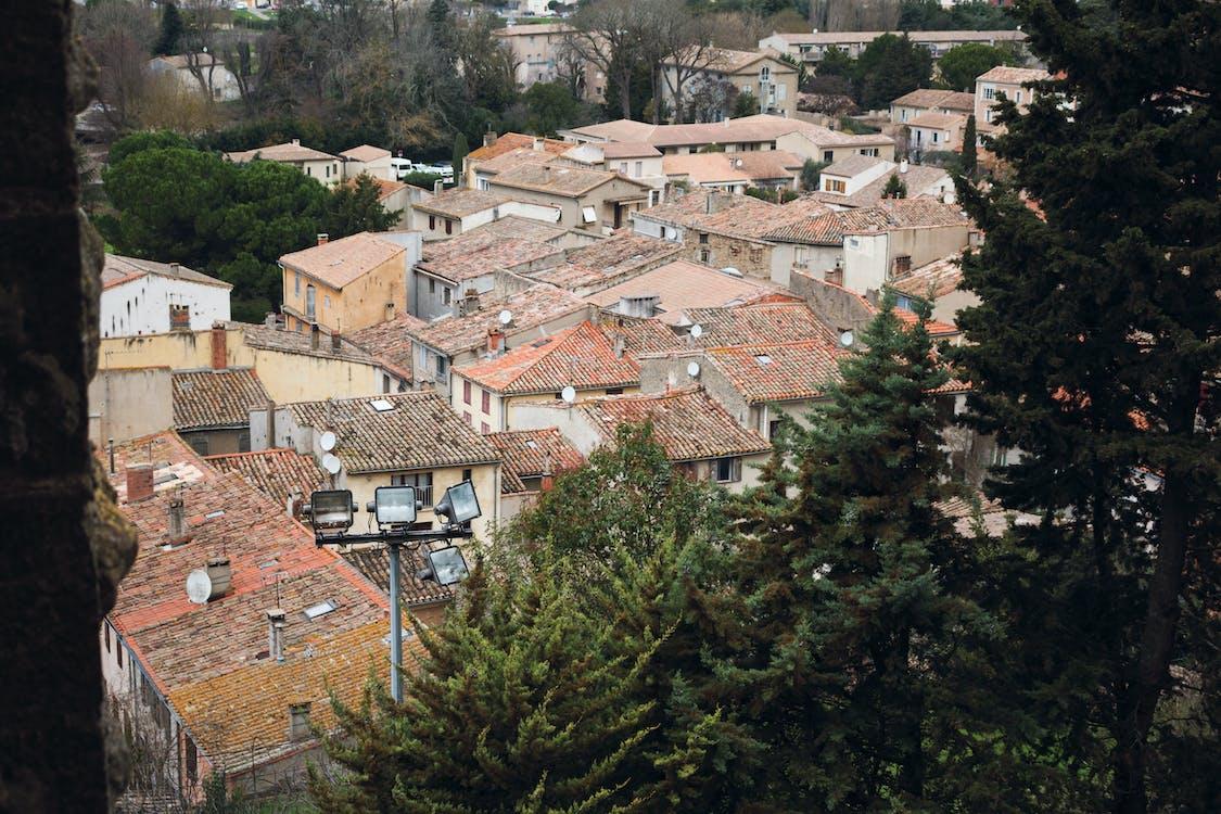 反射器, 城鎮, 屋頂