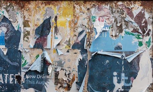 Gratis arkivbilde med forlatt, graffiti, hærverk, knust