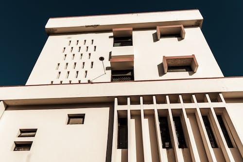 Foto stok gratis Apartemen, Arsitektur, beton, eksterior bangunan