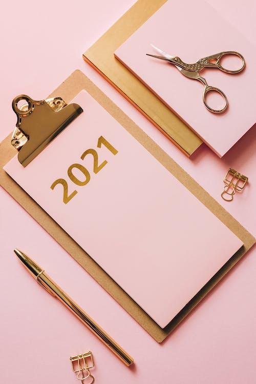 2021年, アクセサリー, アレンジ, カラフルの無料の写真素材