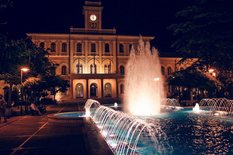 New free stock photo of city, lights, night