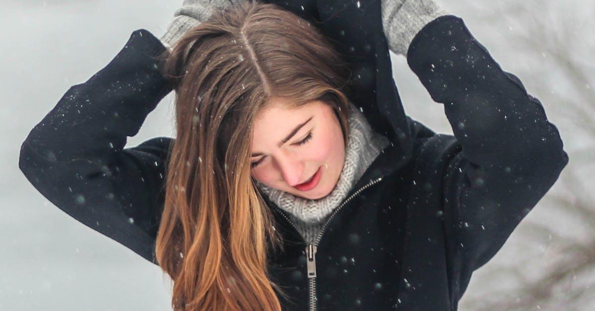 Картинки замерзла девушка