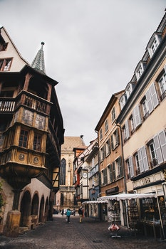 Free stock photo of france, old house, tranmautritam, colmar