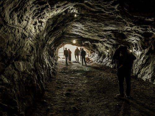 Free stock photo of cave, dark, darkness