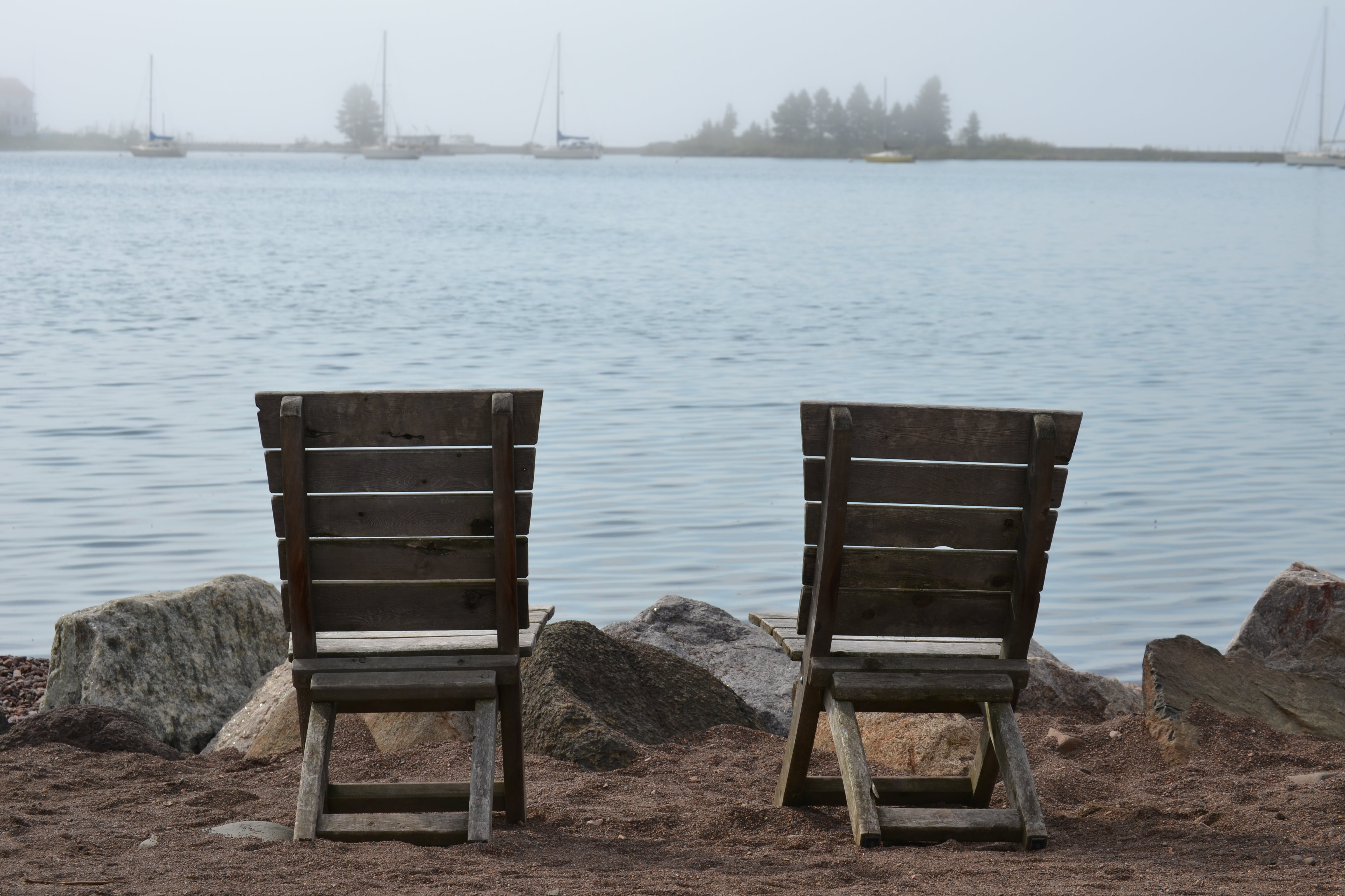 Základová fotografie zdarma na téma přístav grand marais
