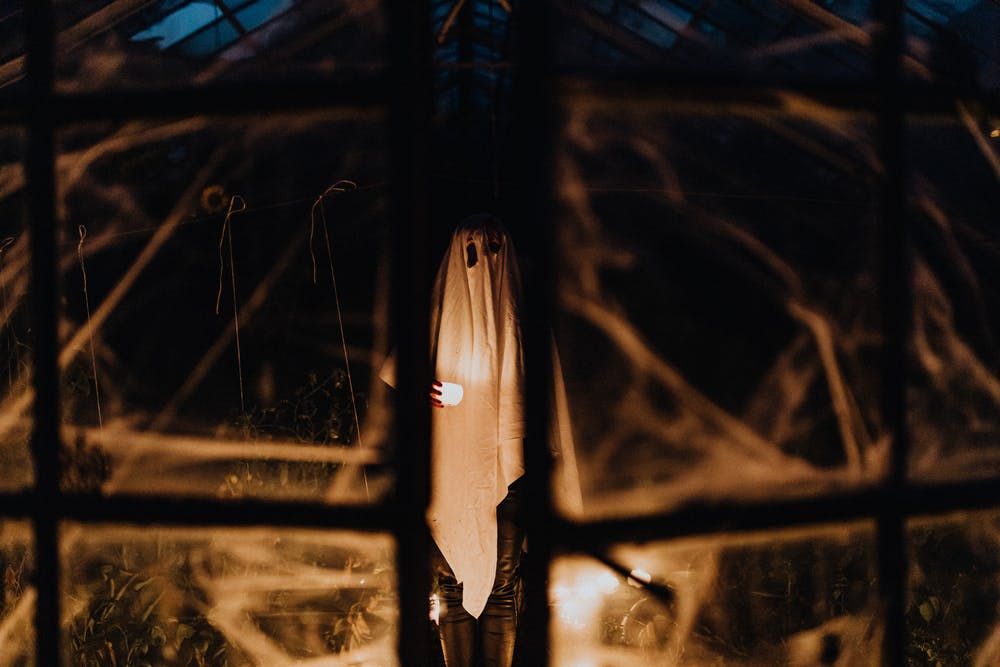 Ghost @pexels.com