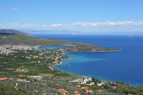 Free stock photo of epidauros, greece, seascape