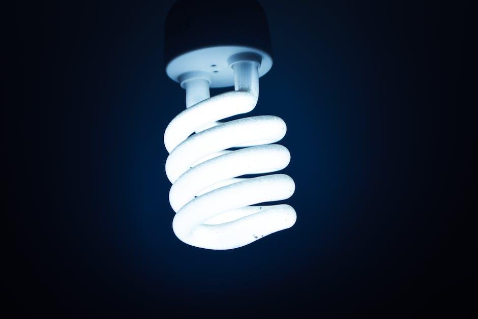 White Cfl Bulb