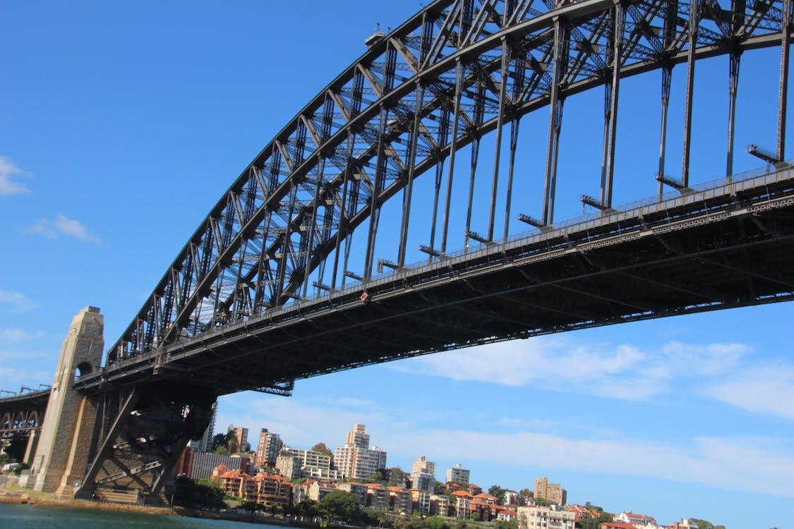 Ilmainen kuvapankkikuva tunnisteilla silta, sydneyn silta