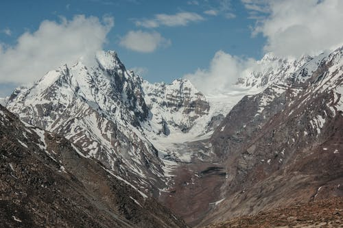 Foto stok gratis berbatu, dingin, Es, gletser