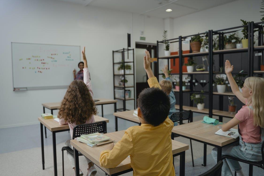 Ingyenes stockfotó általános iskola, angol, angol irodalomóra témában