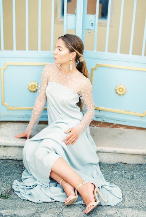 Foto d'estoc gratuïta de a l'aire lliure, boda, bonic, casament