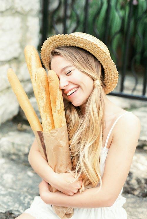 Imagine de stoc gratuită din adorabil, agrement, baghetă, blond