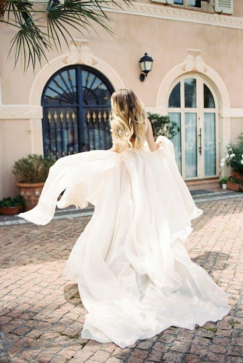 Imagine de stoc gratuită din blondă, căsătorie, clasic, de mireasă