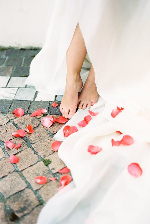 Foto d'estoc gratuïta de a l'aire lliure, amor, boda, bufó