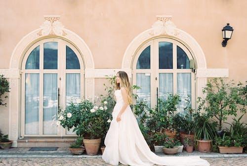 Foto d'estoc gratuïta de a l'aire lliure, arquitectura, boda, bonic
