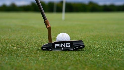 Ilmainen kuvapankkikuva tunnisteilla golf, golfaaja, golfaus