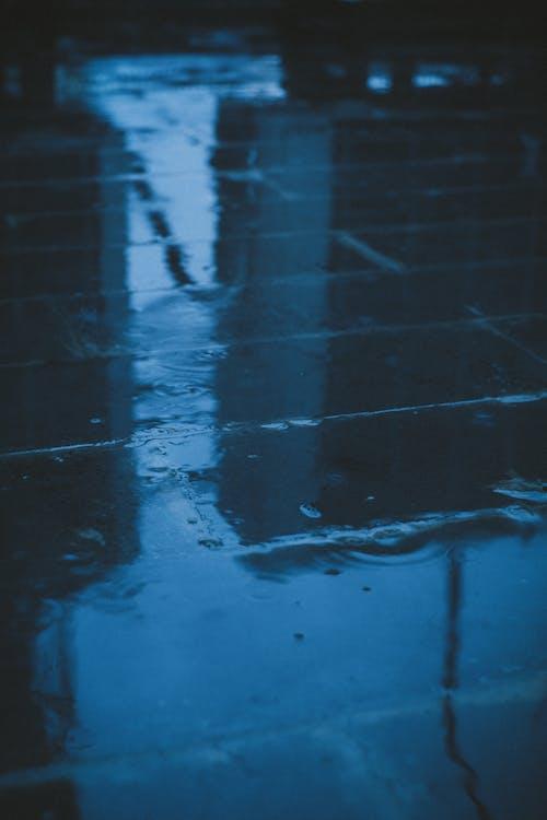 Foto profissional grátis de abandonado, abstrair, abstrato, água