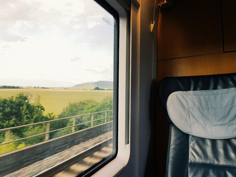Train Window Side