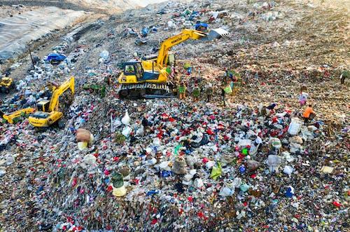 Δωρεάν στοκ φωτογραφιών με αεροπλάνα, απόβλητα, απορρίμματα