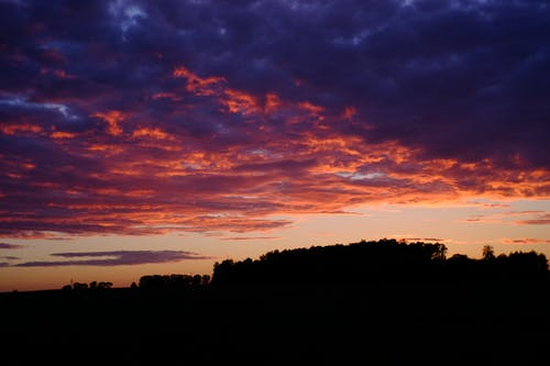 Kostnadsfri bild av bakgrundsbelyst, gryning, himmel, idyllisk