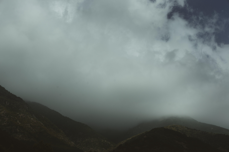Free stock photo of beautiful, cloud, dark, fog