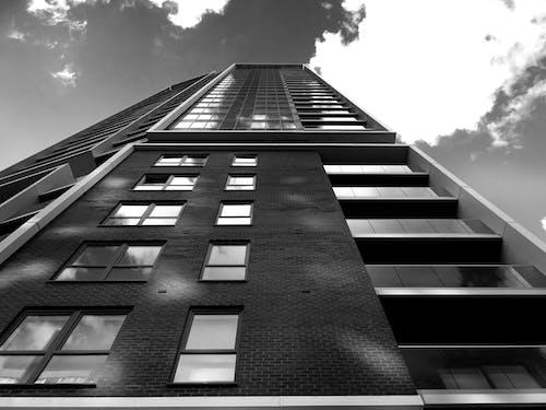 Gratis arkivbilde med arkitektonisk design, arkitektur, bygning, futuristisk