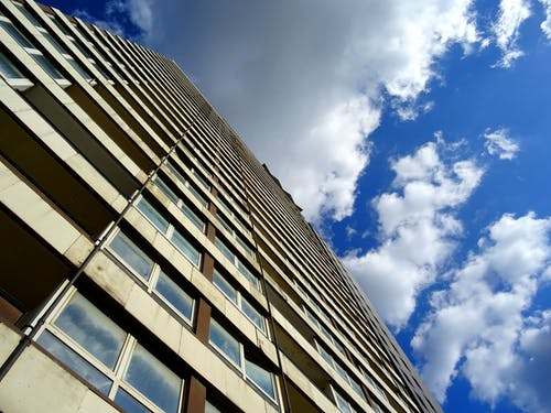 Fotobanka sbezplatnými fotkami na tému architektonický dizajn, architektúra, budova, centrum mesta