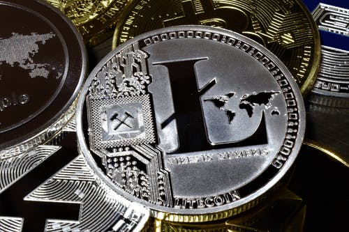 Close Up of Lite Coin